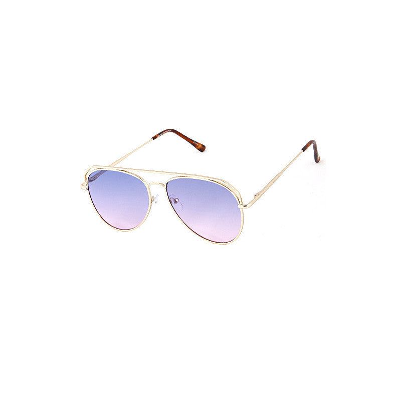 Adore Aviator Sunglasses - Jewelry Buzz Box  - 3