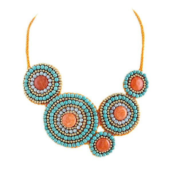 Brag Bib Necklace - Jewelry Buzz Box  - 1