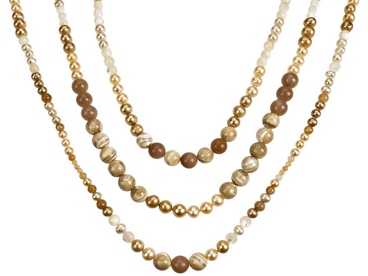 Beatrice Convertible Necklace - Jewelry Buzz Box  - 1