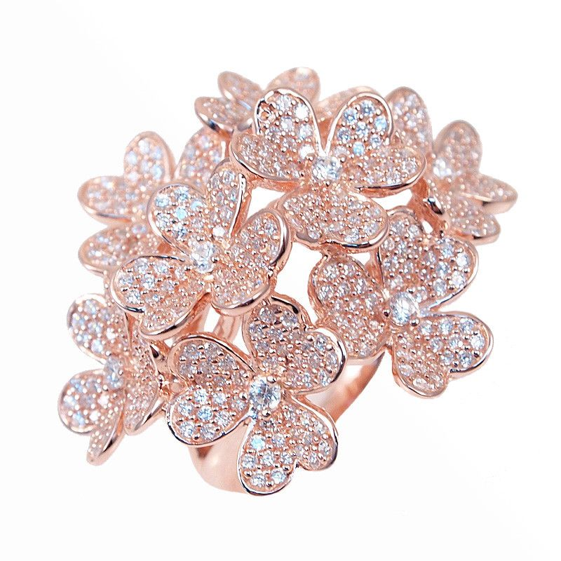 Blossom Ring - Jewelry Buzz Box  - 4