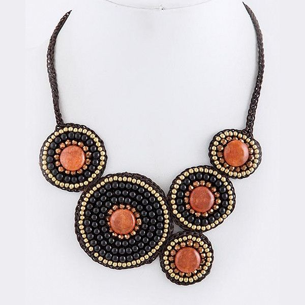 Brag Bib Necklace - Jewelry Buzz Box  - 3