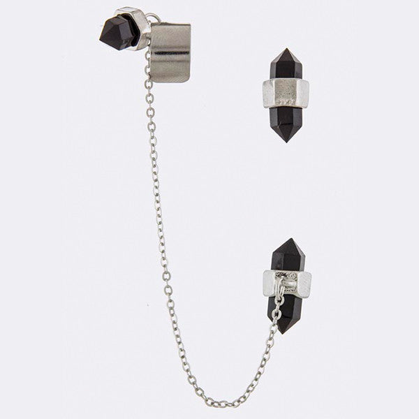 Gem Bolt Earcuff - Jewelry Buzz Box  - 5