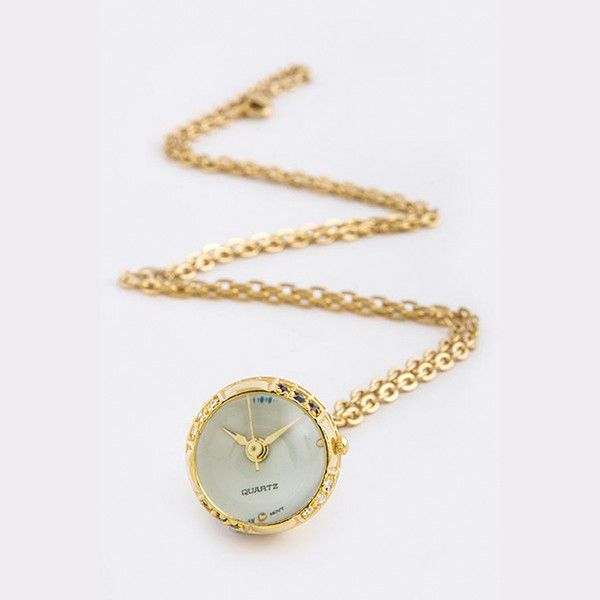 Bottom of the Hour Necklace - Jewelry Buzz Box  - 3