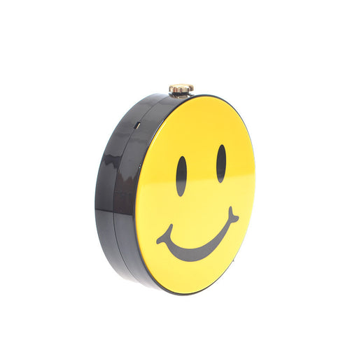 Smiley Clutch - Jewelry Buzz Box  - 2