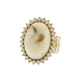 Sun Stone Ring - Jewelry Buzz Box  - 2