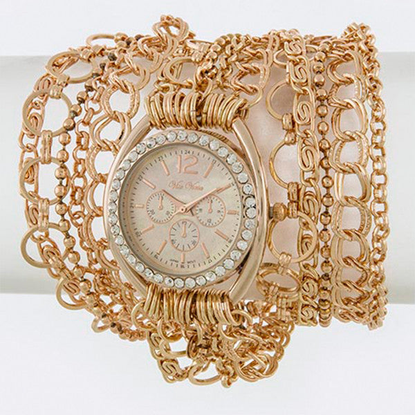 Cha Chain Watch - Jewelry Buzz Box  - 3