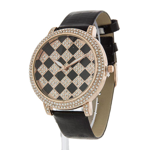 Checker Watch - Jewelry Buzz Box  - 1
