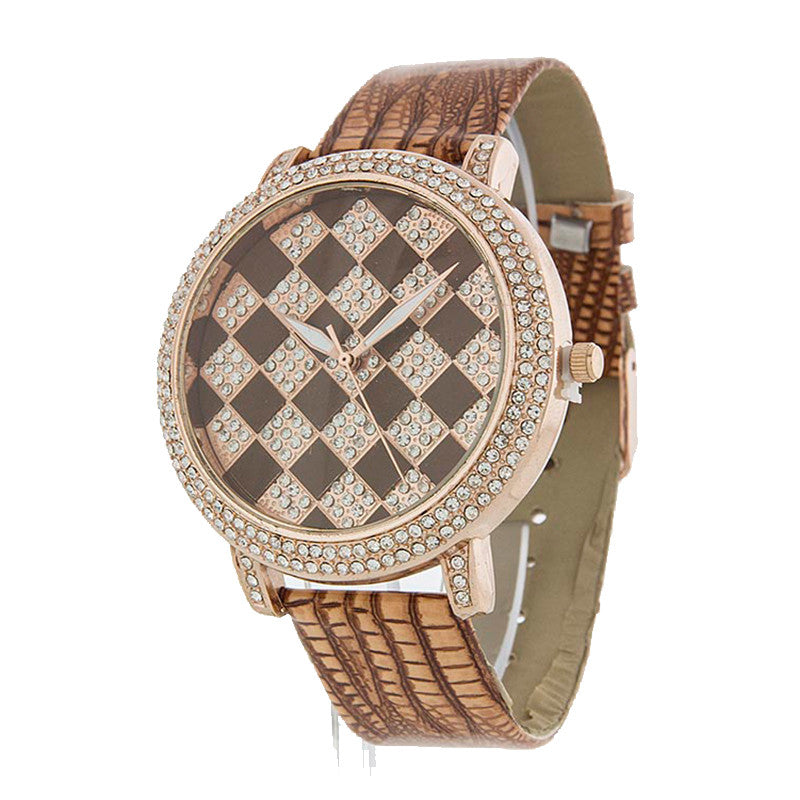 Checker Watch - Jewelry Buzz Box  - 2