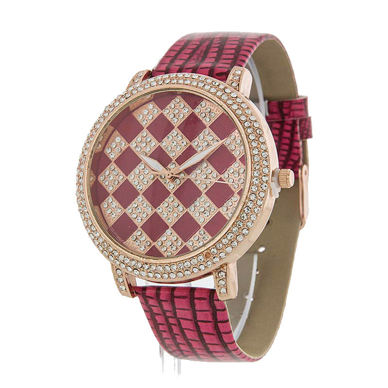 Checker Watch - Jewelry Buzz Box  - 3