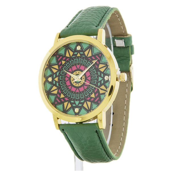 Sun Goddess Watch - Jewelry Buzz Box
