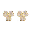 Clever Clover Studs - Jewelry Buzz Box  - 1