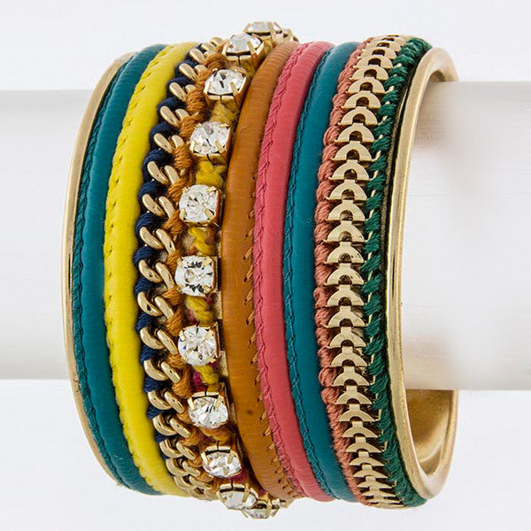 Fiesta Bracelet - Jewelry Buzz Box  - 3