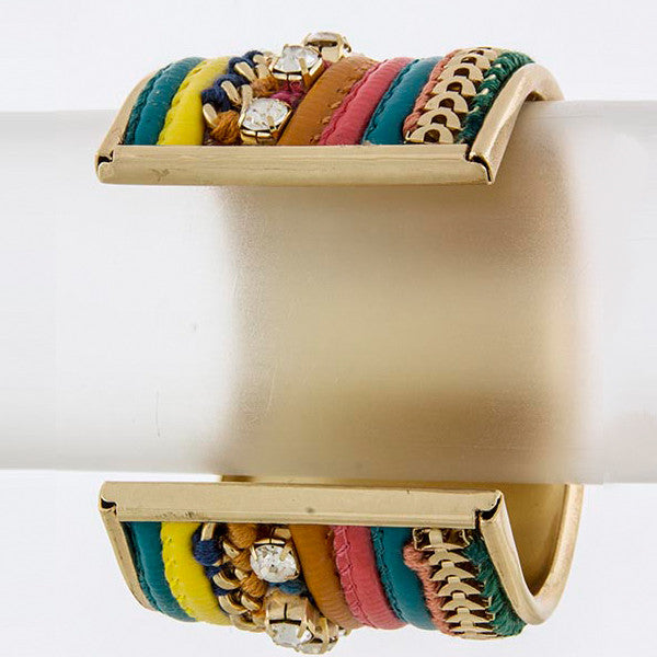 Fiesta Bracelet - Jewelry Buzz Box  - 2