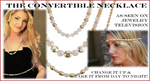 Isabelle Convertible Necklace - Jewelry Buzz Box  - 5