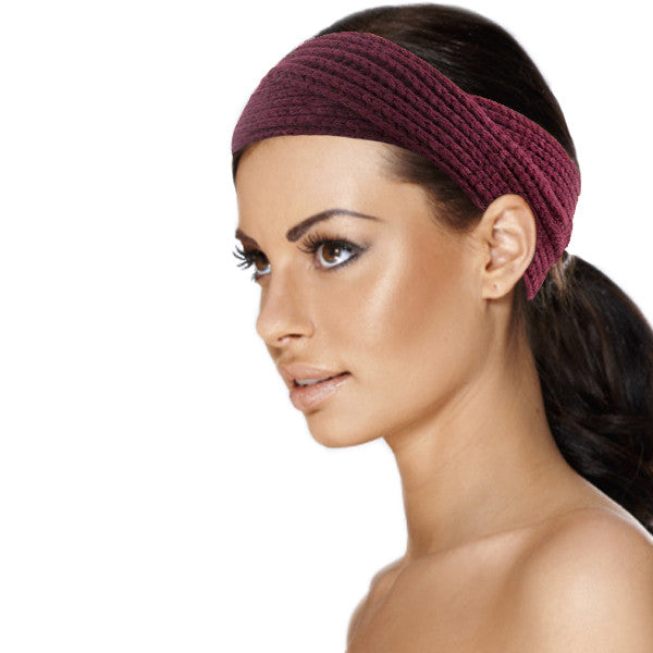Crossover Headwrap - Jewelry Buzz Box  - 1
