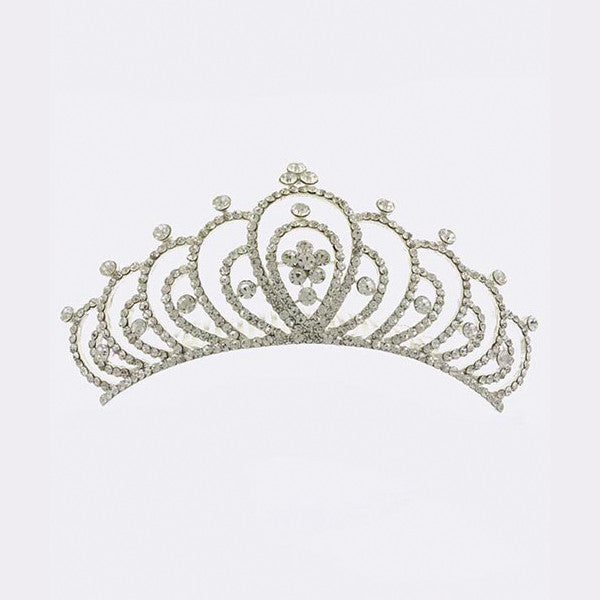 Crown Tiara - Jewelry Buzz Box  - 2