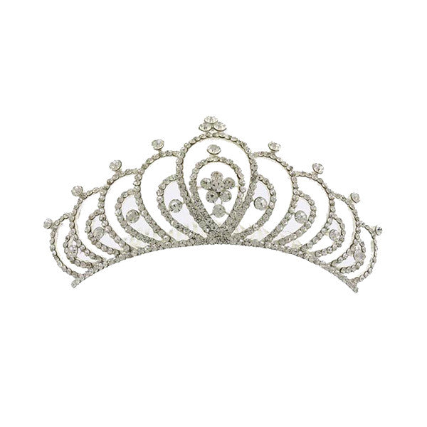 Crown Tiara - Jewelry Buzz Box  - 1