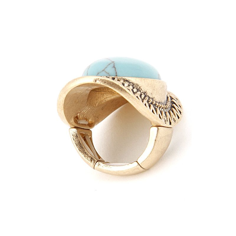 Blue Dream Ring - Jewelry Buzz Box  - 3
