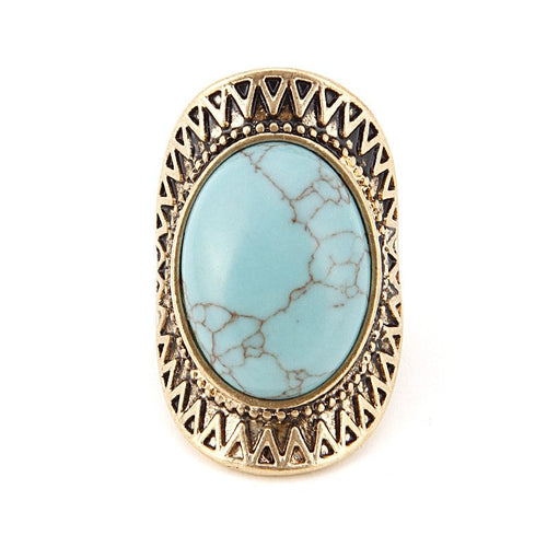 Blue Dream Ring - Jewelry Buzz Box  - 1