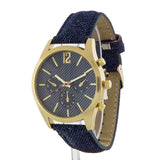 Denim On Denim Watch - Jewelry Buzz Box  - 4