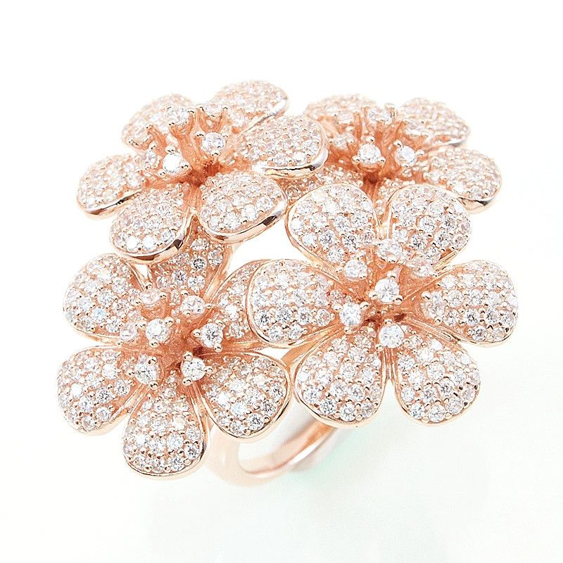 Blooming Ring - Jewelry Buzz Box