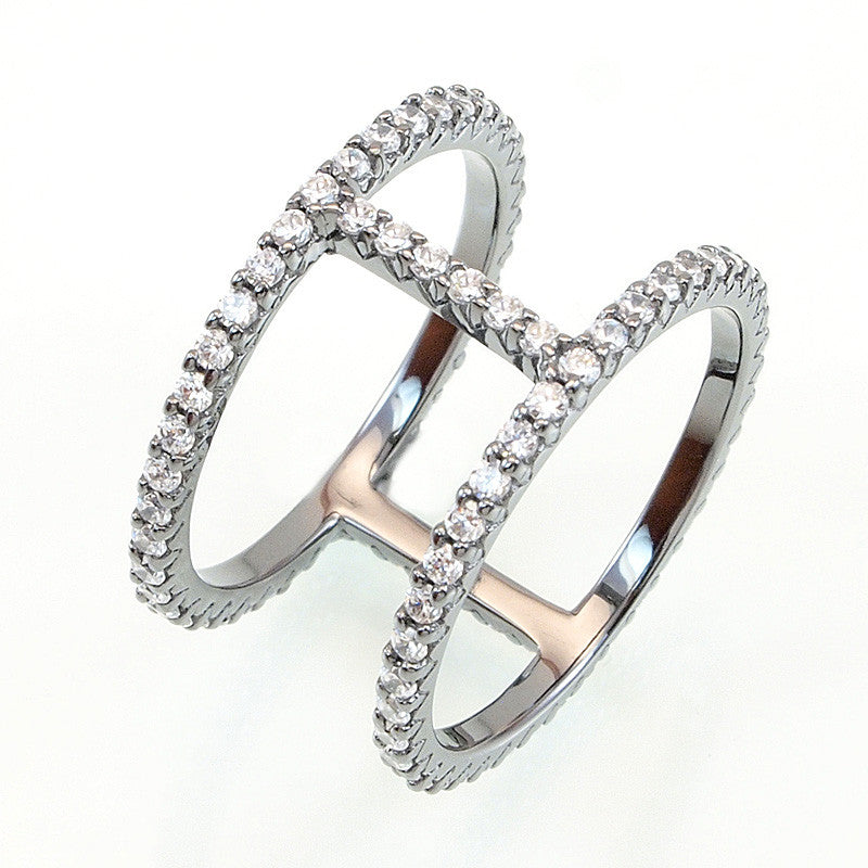 Double It Ring - Jewelry Buzz Box  - 5