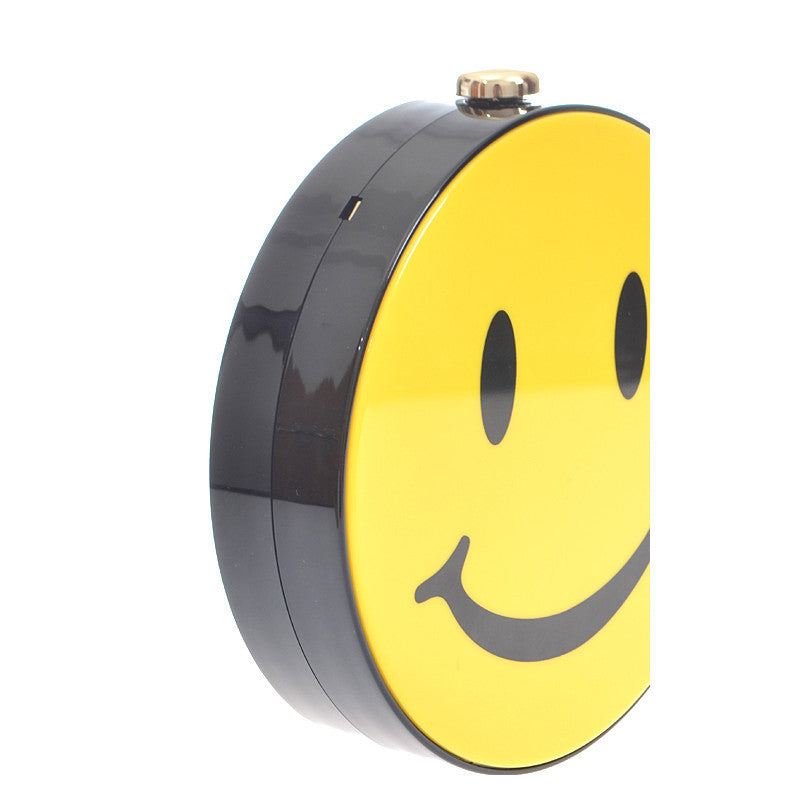 Smiley Clutch - Jewelry Buzz Box  - 3