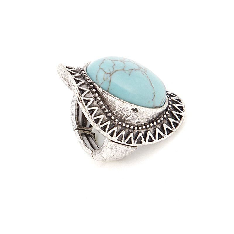 Blue Dream Ring - Jewelry Buzz Box  - 4
