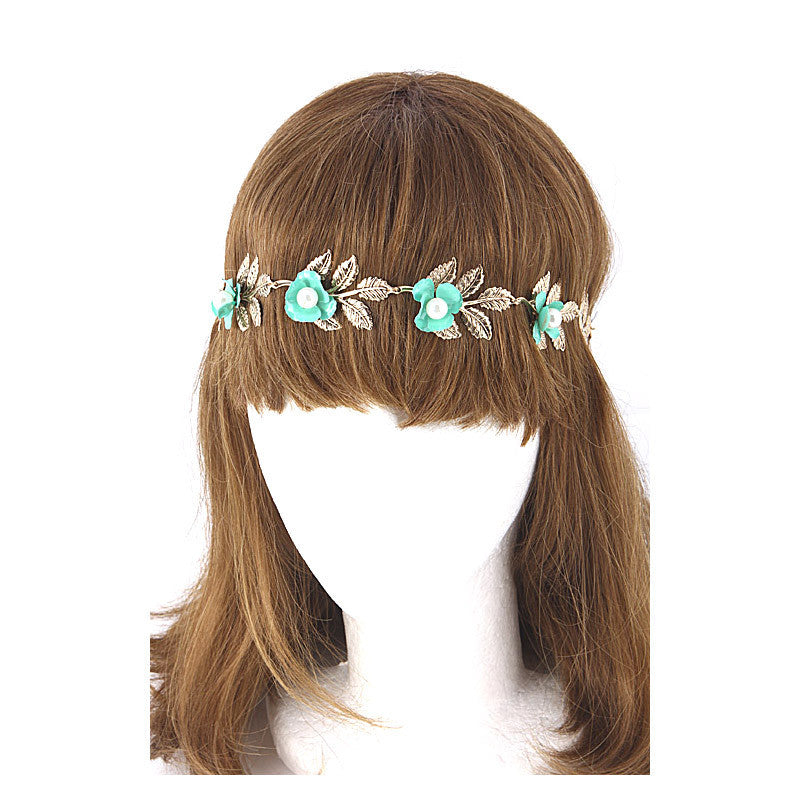 Blossom Headband - Jewelry Buzz Box  - 2