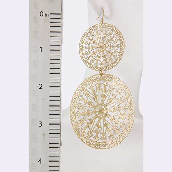 Traveler Earrings - Jewelry Buzz Box  - 3