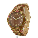 Fancy Floral Watch - Jewelry Buzz Box  - 2