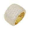 Center Of Attention Ring - Jewelry Buzz Box  - 1