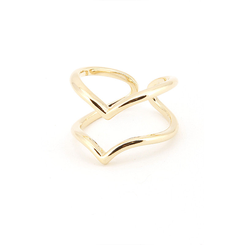 This Way Ring - Jewelry Buzz Box  - 1