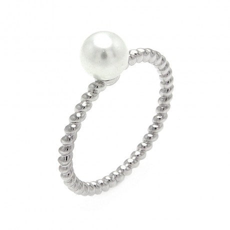 Pearl ring - Jewelry Buzz Box