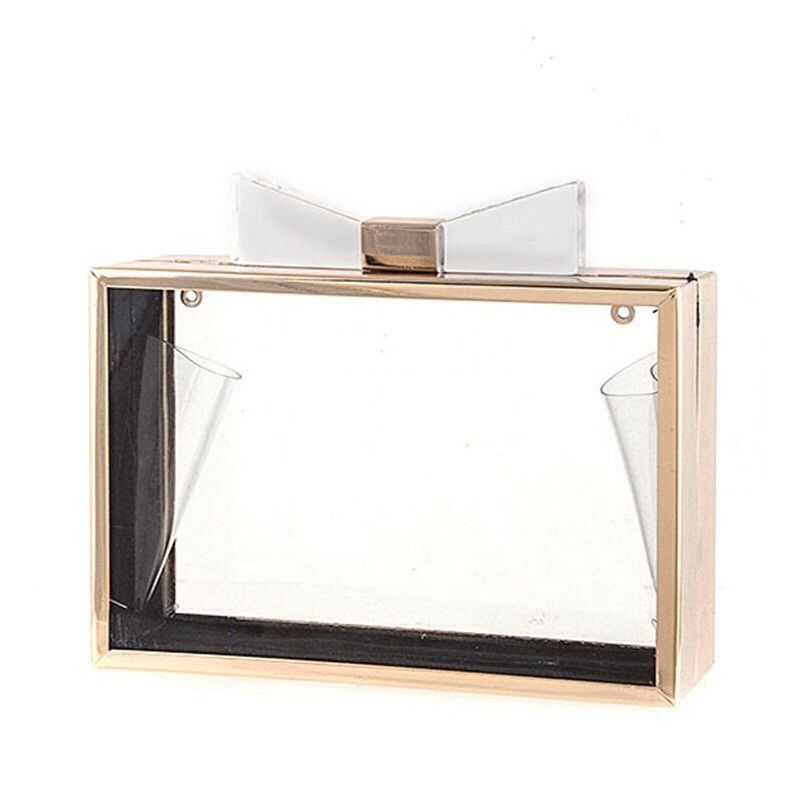Bow Clutch - Jewelry Buzz Box  - 3