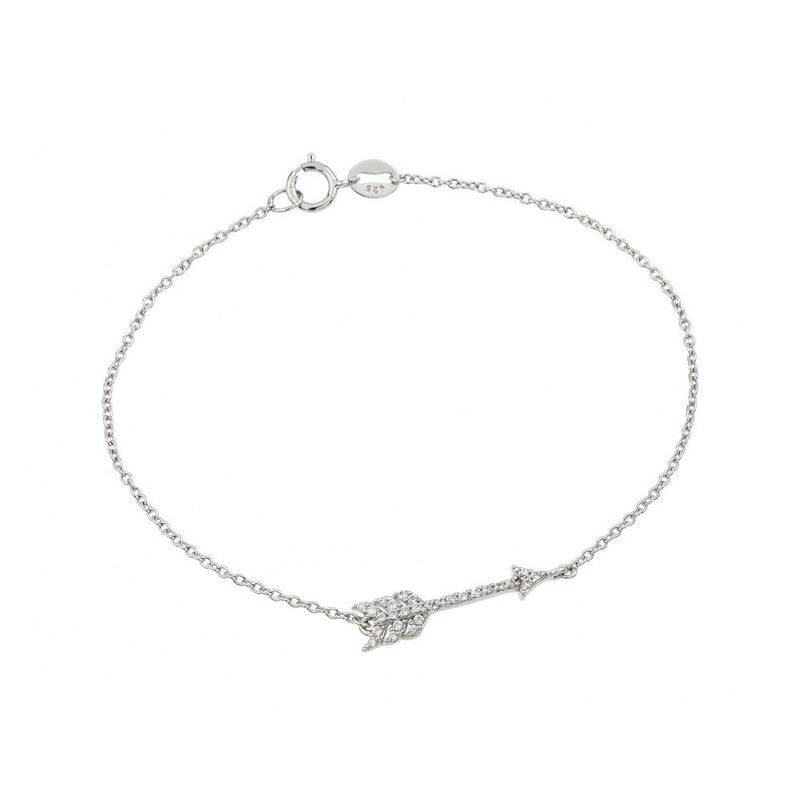 Straight Arrow Bracelet - Jewelry Buzz Box