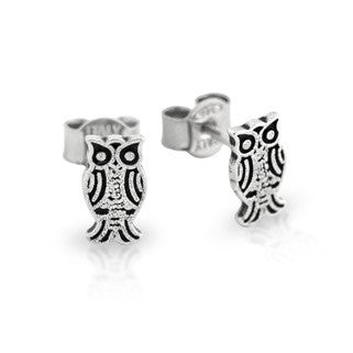 Hoot Earrings - Jewelry Buzz Box  - 4