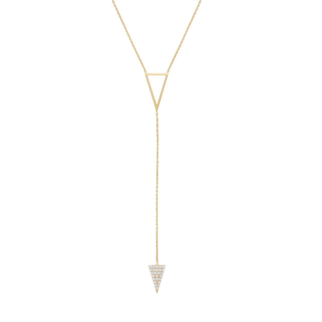 Acute Necklace - Jewelry Buzz Box  - 1