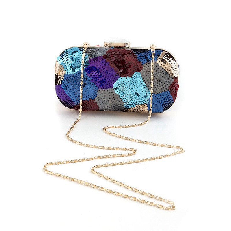 Prismatic Clutch Bag - Jewelry Buzz Box  - 3