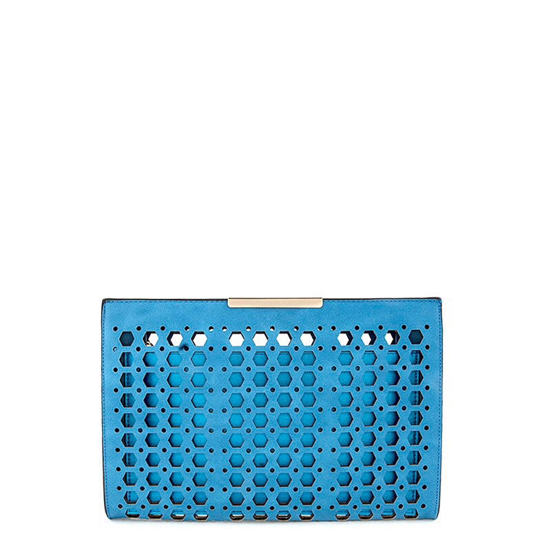 HoneyComb Clutch Bag - Jewelry Buzz Box  - 1
