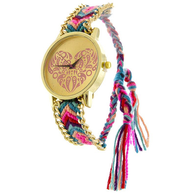 Groovy Heart Watch - Jewelry Buzz Box  - 2