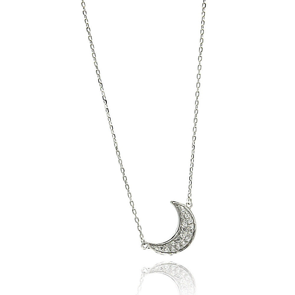 Moon Necklace - Jewelry Buzz Box
