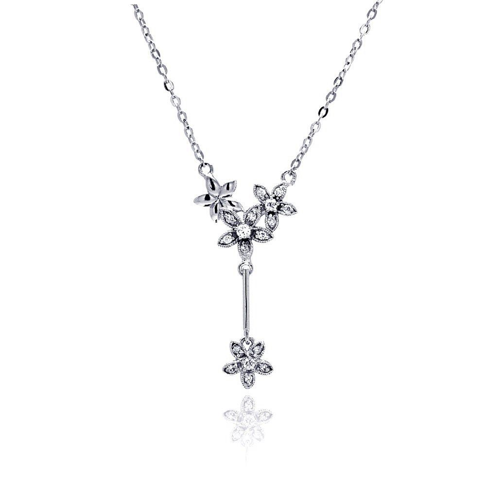 Abundant Flower Necklace - Jewelry Buzz Box