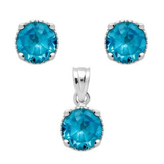 December Birthstone Set - Jewelry Buzz Box  - 2