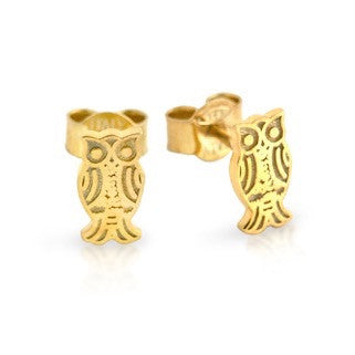 Hoot Earrings - Jewelry Buzz Box  - 1