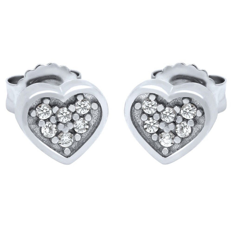Breathtaking Heart Earrings - Jewelry Buzz Box  - 5