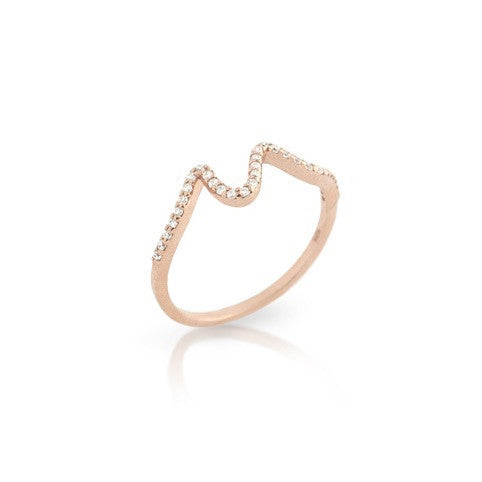 The Wave Ring - Jewelry Buzz Box  - 1