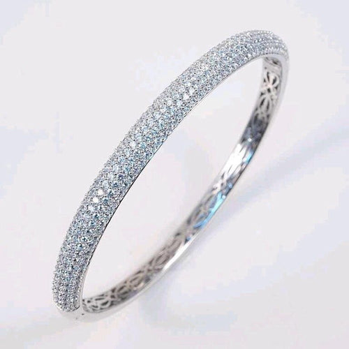 Band Bangle Cuff - Jewelry Buzz Box  - 2