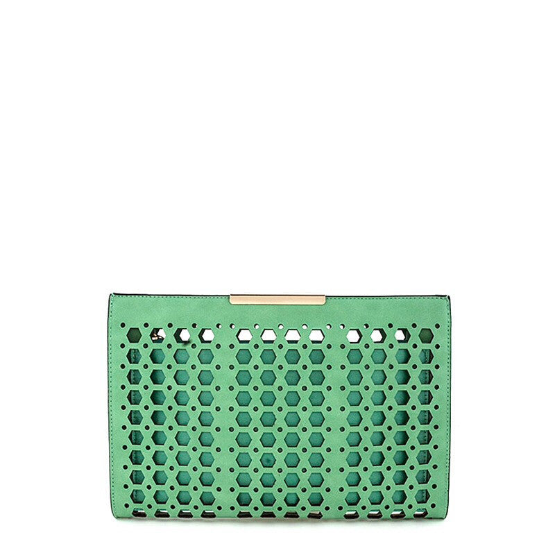 HoneyComb Clutch Bag - Jewelry Buzz Box  - 2