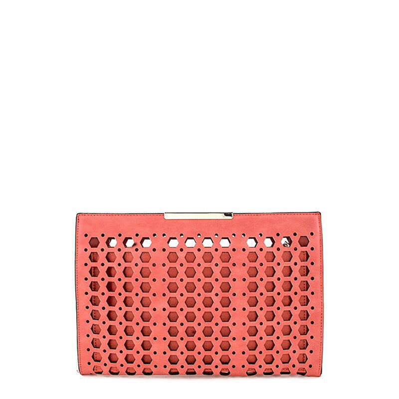 HoneyComb Clutch Bag - Jewelry Buzz Box  - 3